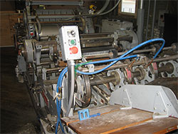 Staude Window Machine
